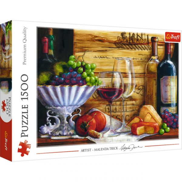 Puzzle da 1500 Pezzi - In the Vineyard